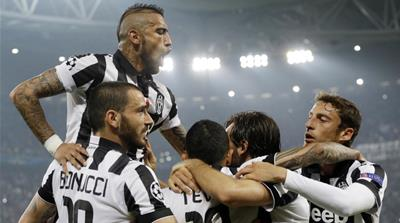 Juventus have not reached the Champions League final since 2003 [AP]