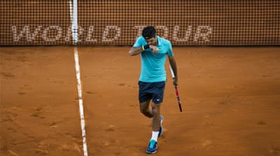 Federer has won the Madrid Open three times [AP]