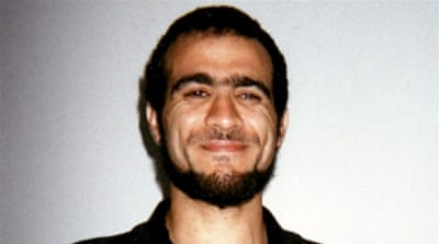 Khadr was captured in Afghanistan when he was 15, before he was sent to Guantanamo Bay [Reuters]