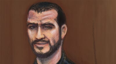 'Mr Khadr, you're free to go'