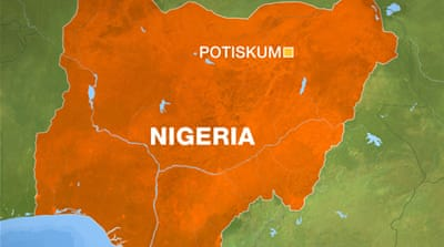 Failed suicide bombing reported at Nigeria college