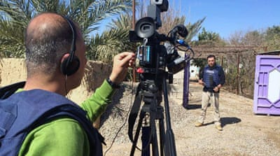 The perilous life of journalists in Iraq