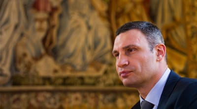 Vitali Klitschko: Ukraine's economic future