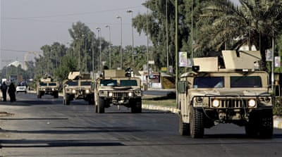 Iraqi PM admits expensive loss of Humvees