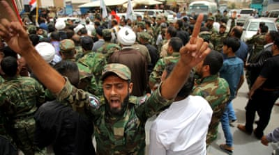 Raising sectarian tensions in Iraq?