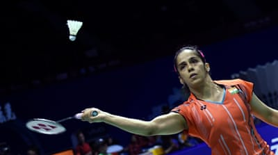 Nehwal won bronze at the 2012 London Olympics [Getty Images]