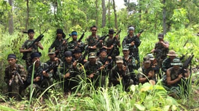 Indian troops cross into Myanmar to attack rebel bases