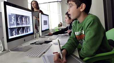 Creative tech project inspires Armenian youth