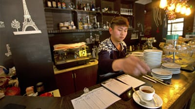 Change is brewing as Chinese switch to coffee