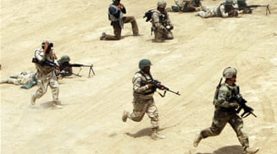 US to send hundreds of extra troops to train Iraqi army