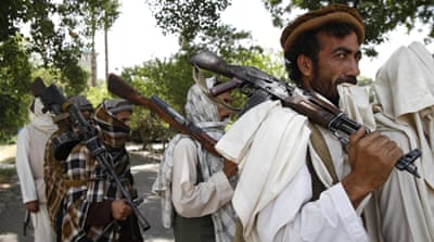Taliban launched a nationwide offensive in April, stepping up attacks on government and foreign targets [AP]