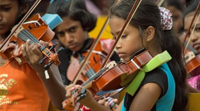 Can music lead to social harmony in Sri Lanka?