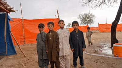 Pakistan's war and loss of hope for those displaced
