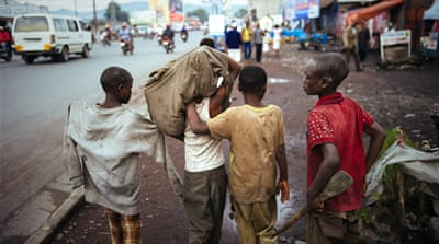 Child labour traps DR Congo kids in cycle of poverty