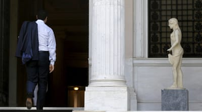 Greece faces pressure to tone down the rhetoric and help reach a deal with its creditors [Reuters]