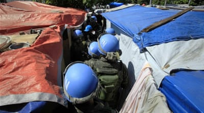 UN releases report on sex abuse by peacekeepers