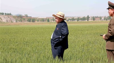North Korea hit by the worst drought in a century
