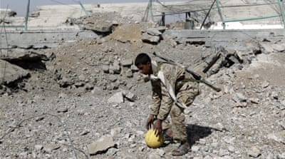 The long struggle for Yemen's footballers
