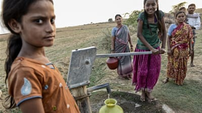 Mission Clean India: Building one latrine at a time