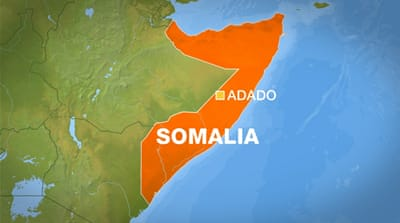 Al-Shabab suicide attackers killed in central Somalia