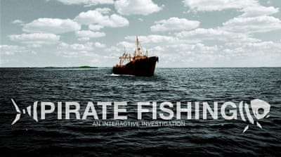 Pirate Fishing was cited for its 'highly engaging piece of digital storytelling and current affairs journalism' [Al Jazeera]