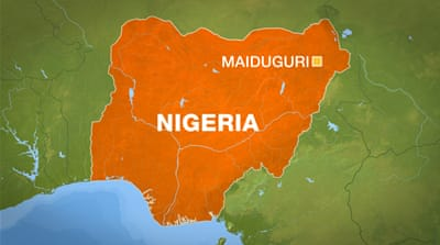 The September 20 attack in Maiduguri targeted a mosque and killed football fans watching a televised match [AP]