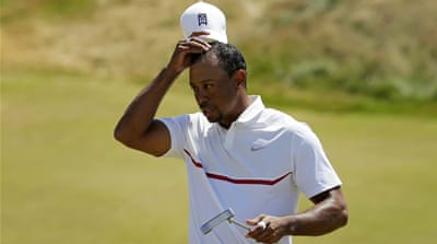 It has now been seven years since Woods celebrated his last major [AP]