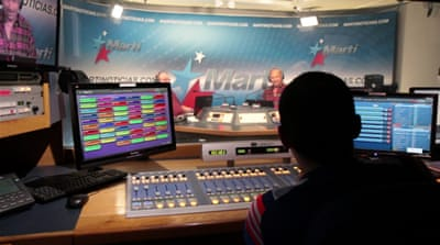 Radio and TV Marti: Cuban news through a US prism