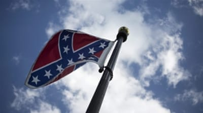 the confederate battle flag heritage or Ver vídeo there are at least two reasons why people embrace the battle flag or the  a part of the heritage that's being  and racist who desecrates the confederate flag.