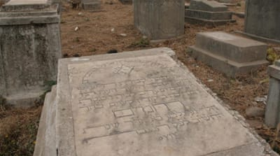 South Lebanon's only Jewish cemetery gets a face-lift