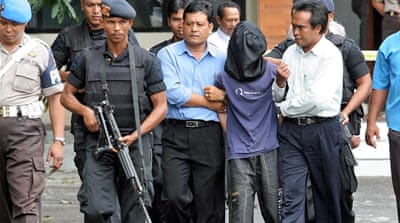 Executing drug dealers in Southeast Asia