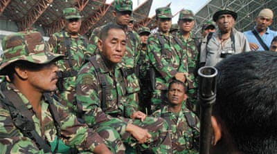 Q&A: Indonesia's defence minister on the 'boat people'