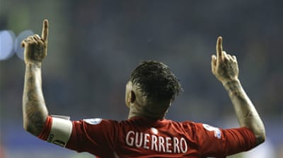 Peru reached the last-four of the 2011 edition as well [AP]