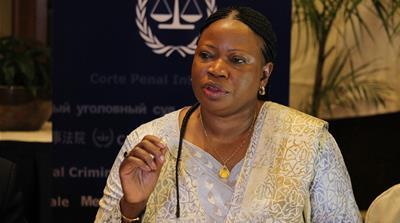 Fatou Bensouda: S Africa 'had to arrest Omar al-Bashir'
