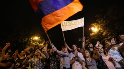 This is not Armenia's Maidan moment - yet