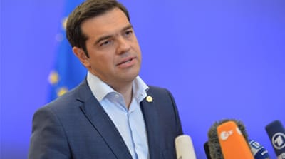 Greek PM calls July 5 referendum on bailout deal