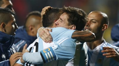 Argentina have not won this tournament since 1993 [Getty Images]