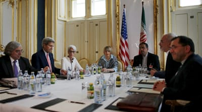 Iran nuclear talks resume days before deal deadline