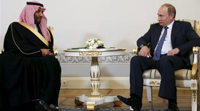 Saudi outreach: From Russia to Israel