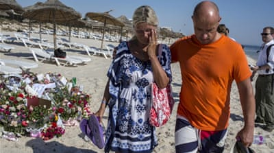 On Al Jazeera: Tunisia pays tribute to resort victims