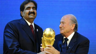 Swiss authorities have announced a criminal investigation into the bidding process for the 2018 and 2022 World Cups [File pic - EPA]