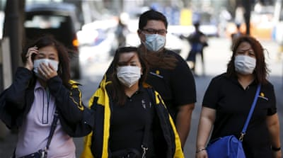 South Korea confirms five new MERS virus cases