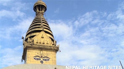 On Al Jazeera: $200m needed for Nepal heritage sites