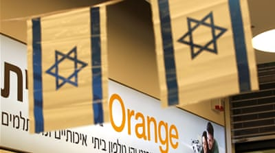 Orange stated that any move to terminate the accord with Israel's Partner Communications was a business decision [Reuters]