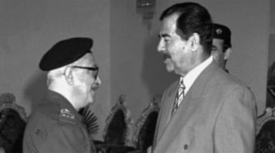 Key events in the life of Saddam Hussein