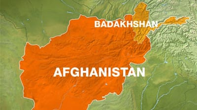 Afghan forces battle Taliban in northern province