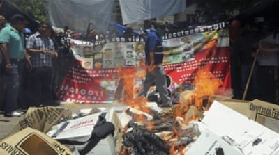 The Oaxaca state government reported 88 arrests related to the destruction of election materials and disturbances [AP]