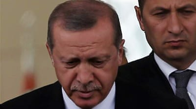 What's behind Turkey's ruling AK party setback?