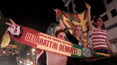Turkey's Diyarbakir hopes for 'a new era'