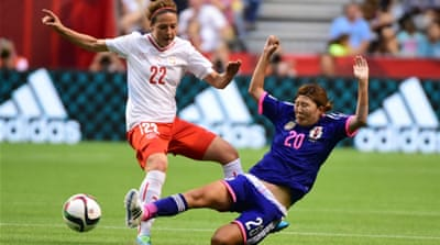 Discrimination still an issue in women's football